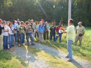 Cover photo for Advanced Organic Horticulture Training for Extension Agents Was a Success