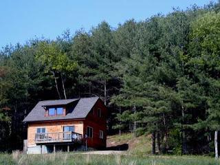 Poplar Cabin at Broadwing Farms