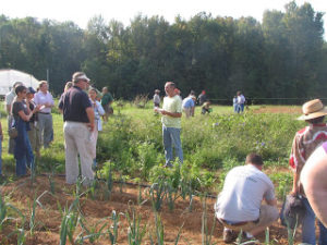 Cover photo for All Expense Paid Organic Training Opportunity Available for Four NC Educators Working With Farmers