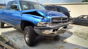 Cover photo for Our Truck Is Wrecked! Looking for a Great Deal, Please
