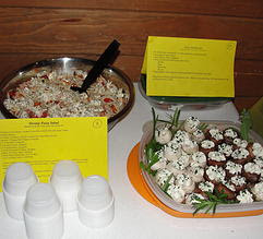 herbal food contest entries
