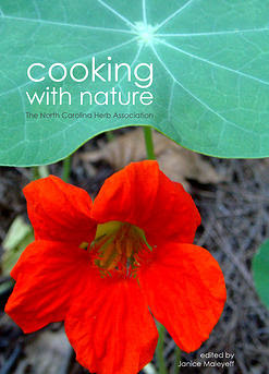 cooking with nature book cover