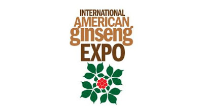 International American Ginseng Expo logo