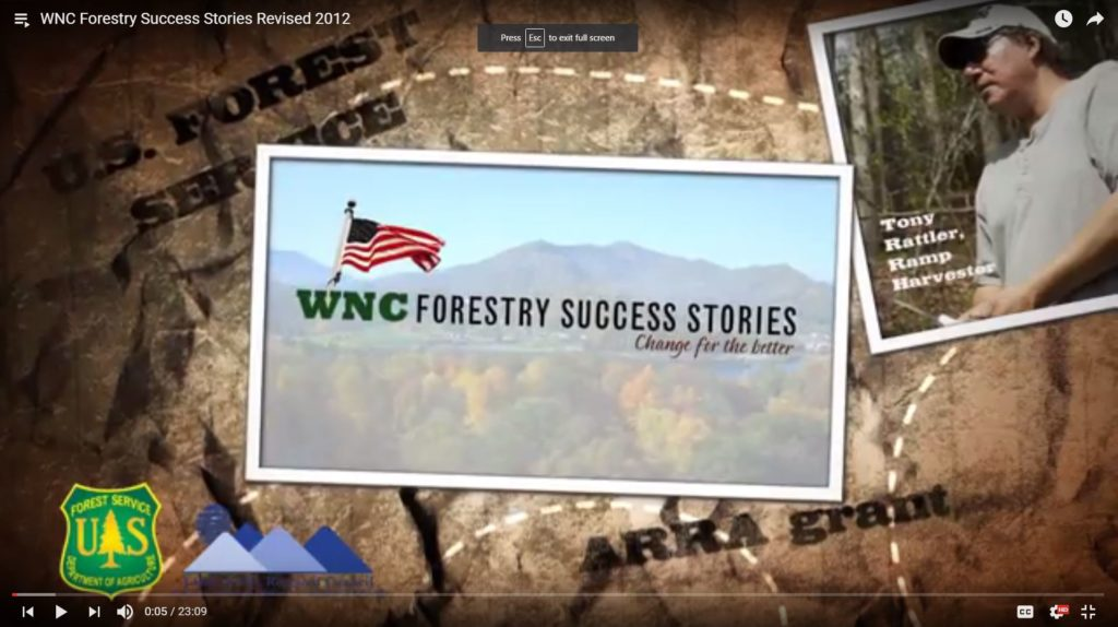 WNC Forestry Success Stories