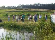 participants on the tour