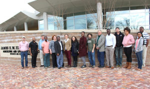Project leaders and advisory members for the project