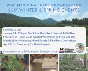 Cover photo for 2017 Winter & Spring Events