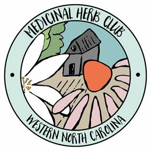 WNC Medicinal Herb Growers Club logo