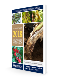 Cover photo for New Southeastern Vegetable Crop Handbook Now Available Online
