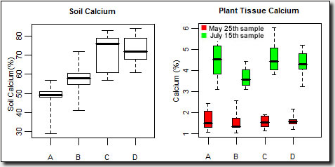 Calcium graph